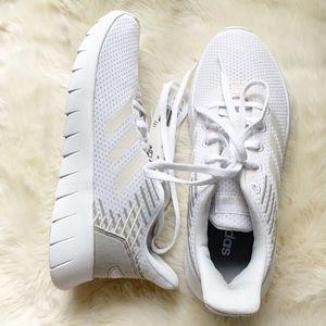 White Asweerun Adidas Trainers